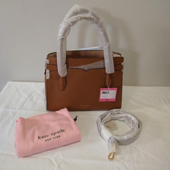 Sold New York Toujours Medium Satchel Bag